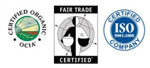 "Where is the ""Fair Climate"" logo?"